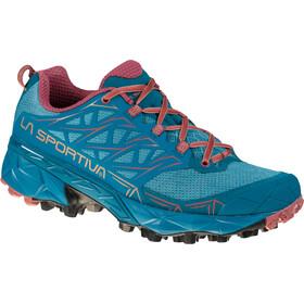 La Sportiva Akyra Chaussures de trail Femme, ink/rouge